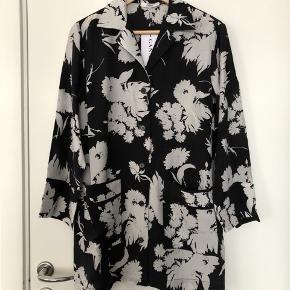 Silk shirt.