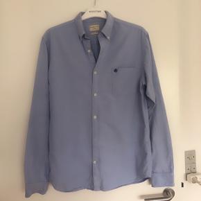 Selected Homme lyseblå skjorte str S. 38
