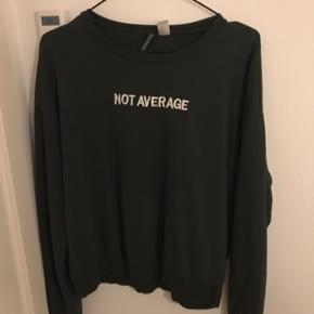 Sweatshirt Mp 20 kr Der gives mængderabat.