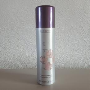 Freya antiperspirant deodorant spray 150 ml.  Hentes i Roskilde eller sender med DAO mod betaling af fragt.
