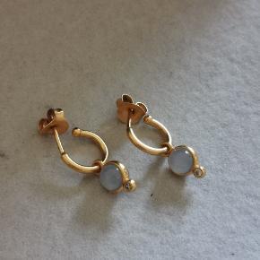 Julie Sandlau Prime Mini Hoop øreringe sælges   Original emballage haves   #30dayssellout