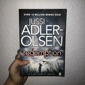 Bog af Jussi Alder-Olsen: Redemption. Prisen er eksklusiv fragt, som køber selv betaler. Kan også afhentes i Lyngby efter aftale.