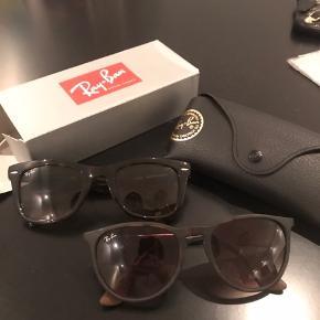 To par ray van solbriller. I god stand, kom med bud.