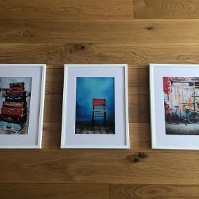 Skriv gerne for flere billeder. Priser:  Plakater pr stk: 80kr  Alle 3 plakater: 180kr   Plakat med ramme: 180kr  Alle 3 plakater med rammer: 450kr   Kan afhentes i Sydhavn.
