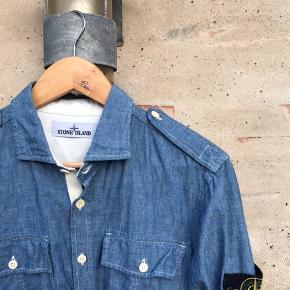 Stone island overshirt/skjorte