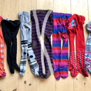 23 stk Tøj str 80 - sælges også til 10kr pr del 4 heldragter (ej sikke lej, halling,DR, name it) 6 par strømpebukser (decoy,melton,MPfriends) Bukser (friends) og vest (Me too) 2 bluser (zara) 1 sweater (zara) 2 par strømper 1 uldelefanthue (808) og 2 bomuldselefanthue (okkerGokker) 3 huer (Joha, Noa Noa Molo)