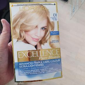 helt nye hår farve sælges