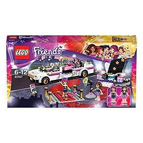 Lego friends41107 popstar limosetInkl. manual Samlet et par gange ellers aldrig brugt