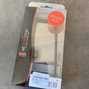 Beskyttelsescover / bomper case til IPhone 6 / 6S Aldrig brugt.  25 kr - kan sendes som brev uden forsikring med PostNord til 10 kr.