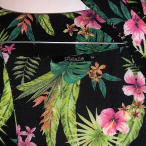 Fin Kimono med bælte