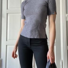 Set of Cardigan and Knit top with turtleneck