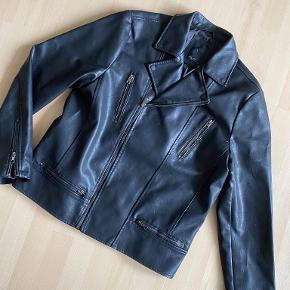 New Look skind- & læderjakke