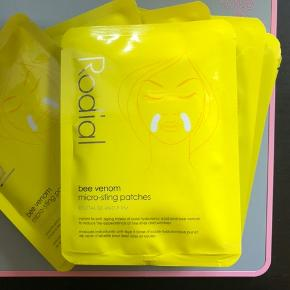 Rodial Bee Venom Micro-sting patches 350,-/ 4stk (hver pose har 2 patches) Eller 650,- for alle 8stk
