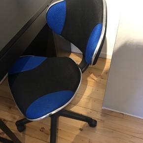 Sælger denne kontorstol da den aldrig bliver brugt. Byd gerne