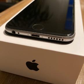Iphone 6s 64G. Fejler absolut intet. Den er blevet passet ekstremt godt på og haft cover på altid. Fungerer 100% som den skal