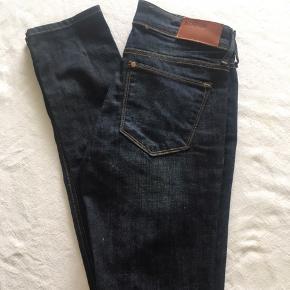 Denim skinny low waist. Never used from H&M Size 26 w x 32 l