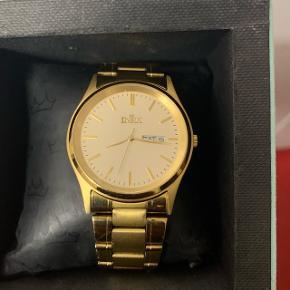 INEX  INEX ur til mænd   Guld   Box og alt følger med