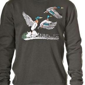 Varetype: sweatshirt NY Farve: Armygrøn Oprindelig købspris: 499 kr.  Lækker Sweatshirt i 100 % bomuld