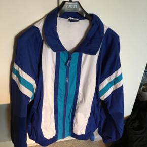 Str LLækker Retro track suit jakke/sportsjakke Mp 120+ fragt Skriv for flere billeder