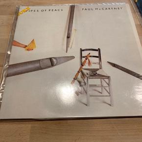 Paul McCartney Pipes Of Peace LP