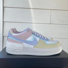 Nike Air Force 1 Shadow Pastel Populær blogger sko Slår næsten New balance