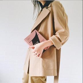 Arket jacket, beige colour, size XS-S, wear once. Very cute!