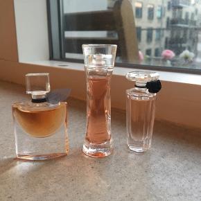 MISC PARFUMER BYD   Det her er små versioner af parfymerne. Sælges samlet   #30dayssellout