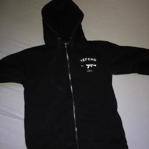 Defend Paris, zip-hoodie.