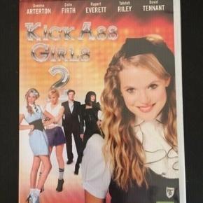 Kick ass girls 2 dvd - fast pris -køb 4 annoncer og den billigste er gratis - kan afhentes på Mimersgade 111 - sender gerne hvis du betaler Porto - mødes ikke andre steder - bytter ikke