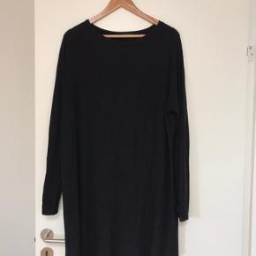 Oversize kjole, virkelig blødt stof