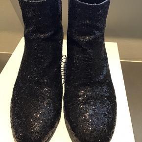 Seje glimmer støvler Brugt få gange