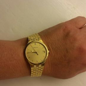 Smukt Certina ur. Det er ny renset og har nyt batteri