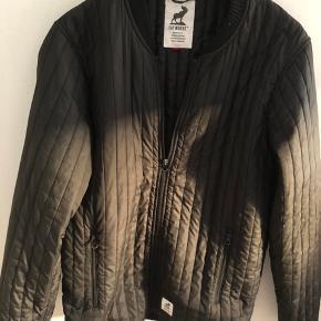 Fat Moose jakke i sort str. XXL