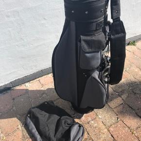Golf taske brugt 1 gang