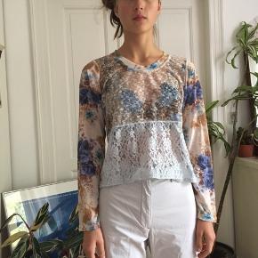 Rigtig fin bluse