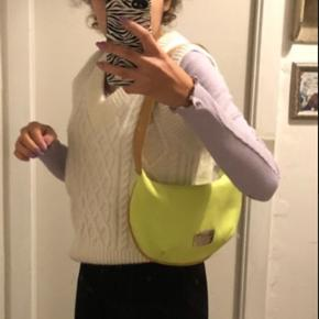 Neon gul taske byd    #30dayssellout