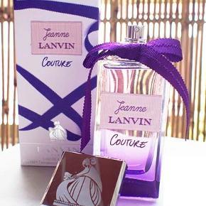 """Lanvin """"Couture"""" 100ml, kun testet så stadig helt fyldt. Købspris 620kr"""
