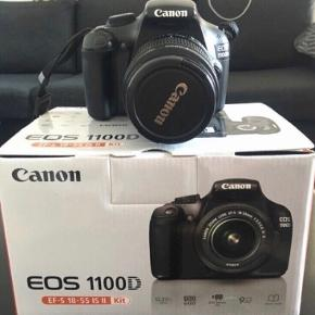 Canon spejlrefleks 1100D
