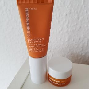 Nye og ubrugte produkter fra Ole Henriksen. Sælges kun samlet. (Bemærk det er de små størrelser.)