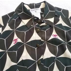 Chanel skjorte. Vintage.