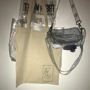Vildt flot tote bag /taske/mulepose fås også i sort🌑hvid🐚rød🍒grå🌫gul🍋blå🌊brun🥥lyserød🍉(FÅS OGSÅ SOM SORT TOTE BAG)