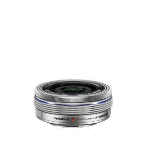 Olympus Pancake Lens (14-42mm) f/3,5-5,6 EZ  Som ny. Kun brugt et par gange, da jeg har købt andre linser jeg får brugt mere.