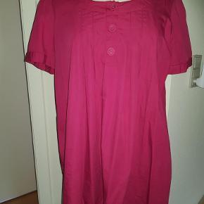 Brand: byoung Varetype: Tunika bluse Farve: cheriserød