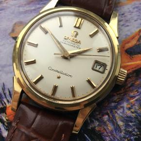 Omega Constellation, Seamaster De Ville og andre spændende vintage Omega ure fra 50´erne og 60´erne sælges!Priser fra 2995,- til 9495,- Kontakt mig for flere billeder og information! :-)