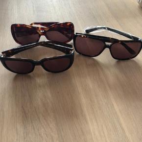 Prego solbriller ubrugte kr 150,-