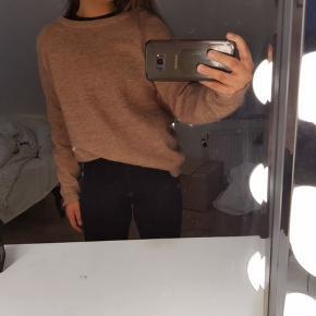 Envii beige/brun sweater, str. S Np: 400