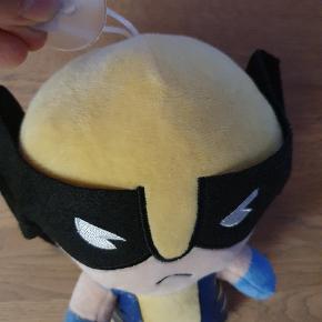 Marvel - X-Men - Wolverine Bamse - 20cm Helt ny.