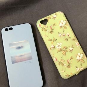 iPhone 6 covers 40kr pr styk, 60kr for begge  Fragt 10kr!