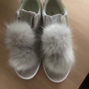 Spritnye aldrig brugt bianco sko