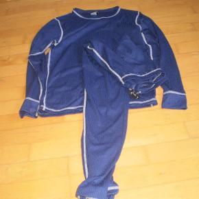 Brand: Advantic SPORT Varetype: skiundertøj NYT UNISEX Størrelse: M Farve: Mørkeblå Oprindelig købspris: 230 kr. Prisen angivet er inklusiv forsendelse.  Fedt skiundertøj, glemt i skabet, nu for småt.  Str. M  Mørkeblåt  Pris 110 inkl porto